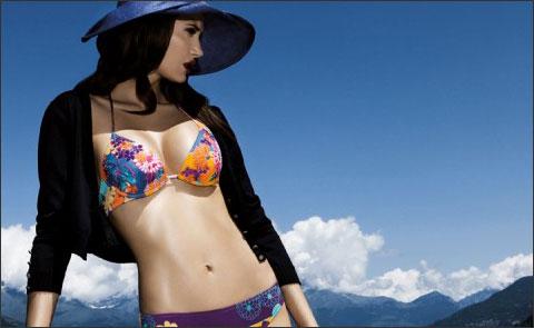 Коллекция купальников, пляжной одежды и аксессуаров Margherita Mazzei.